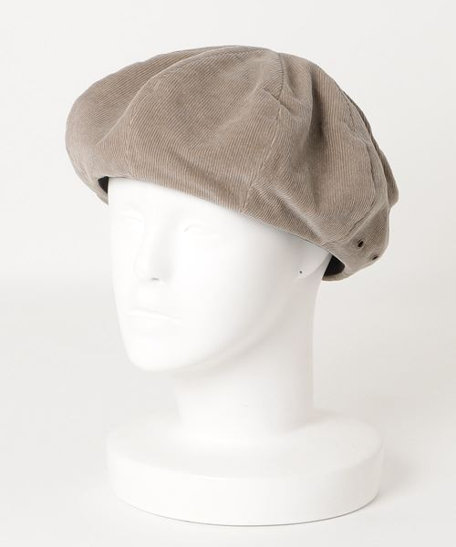▽ ST:Lt CORDUROY BERET コーデュロイベレー帽