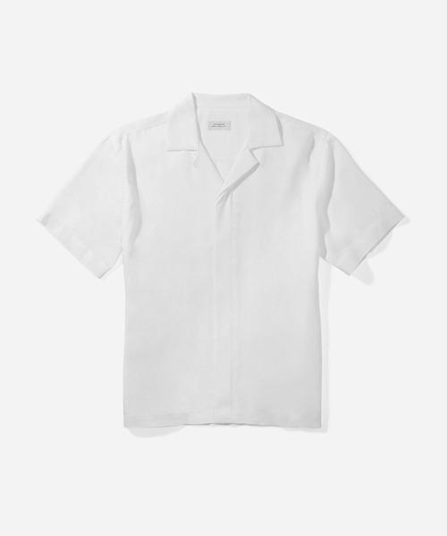 Saturdays NYC(サタデーズ ニューヨークシティ )の「York New Camp Collar SS Shirt(シャツ/ブラウス)」 オフホワイト