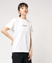MILKFED.(ミルクフェド)のS/S TEE MULTI EMBROIDERED STENCIL LOGO(Tシャツ/カットソー)