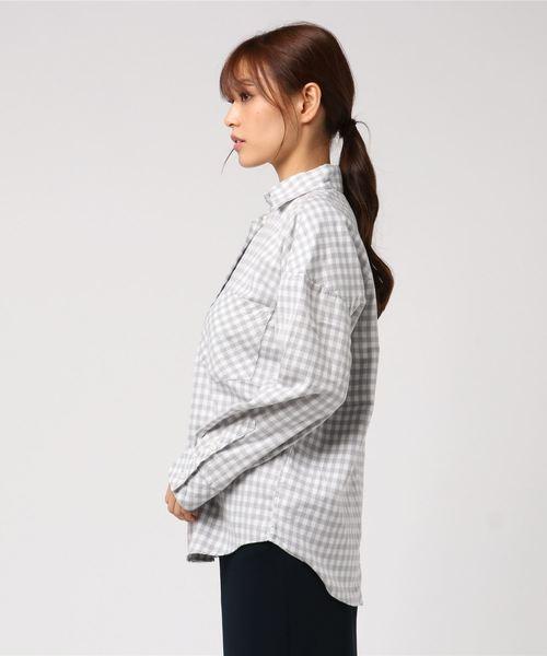 YANUK オーバーサイズ シャツ KATE(ケイト)/57173835
