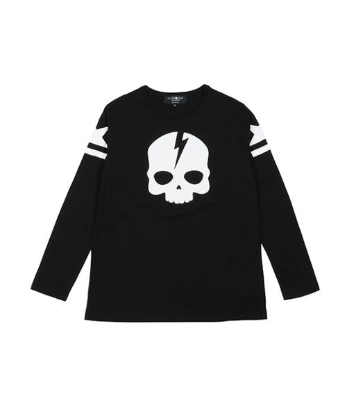 正規通販 【セール Tシャツ】アイコン スカル Tシャツ LS/ICON SKULL LS/ICON SKULL TEES LS(Tシャツ/カットソー)|HYDROGEN(ハイドロゲン)のファッション通販, 干支お雛様のせともの市場:f8fbcfaa --- blog.buypower.ng