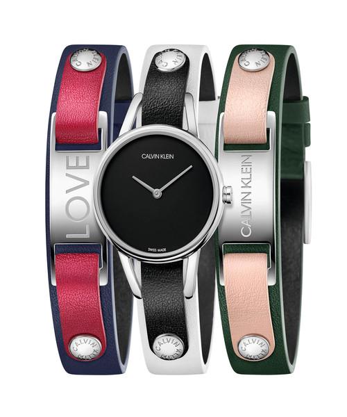 【5%OFF】 [カルバンクライン] CALVIN KLEIN 腕時計 腕時計 #MYCALVINS(#マイカルバンズ) 2針 シルバー×ブラック(腕時計)|CALVIN KLEIN CALVIN KLEIN WATCHES+JEWELRY(カルバン・クライン ウォッチ&ジュエリー)のファッション通販, 犬上郡:b7cbd45f --- blog.buypower.ng