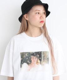 I am I in fact...(アイアムアイインファクト)のHARRY POTTER  バブルバスTシャツ(Tシャツ/カットソー)