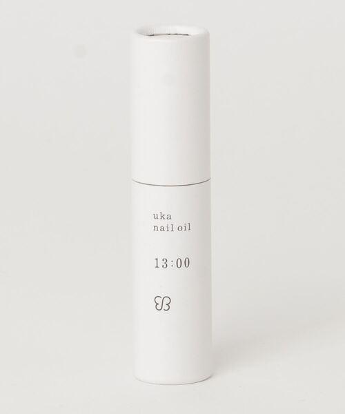 <uka> nail oil 13:00