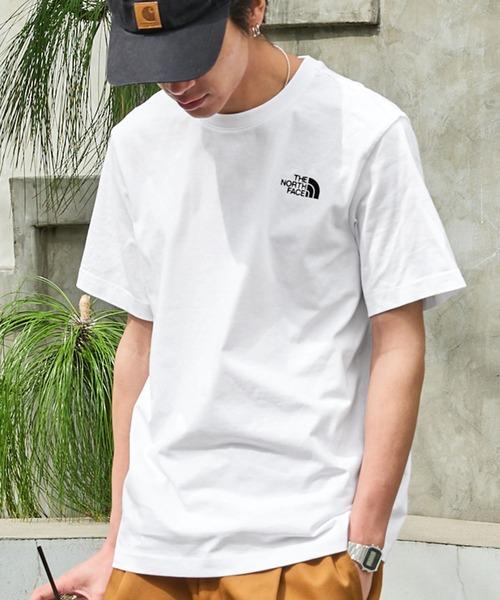 【THE NORTH FACE / ザ・ノース・フェイス】半袖 Tシャツ DAILY LOGO S/S TEE