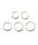 ANEMONE(アネモネ)の「ビジューラインのマルチサイズリング(リング)」|詳細画像