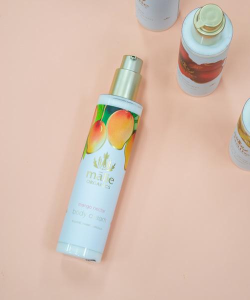 Body Cream Mango Nectar(ボディクリーム マンゴネクター)