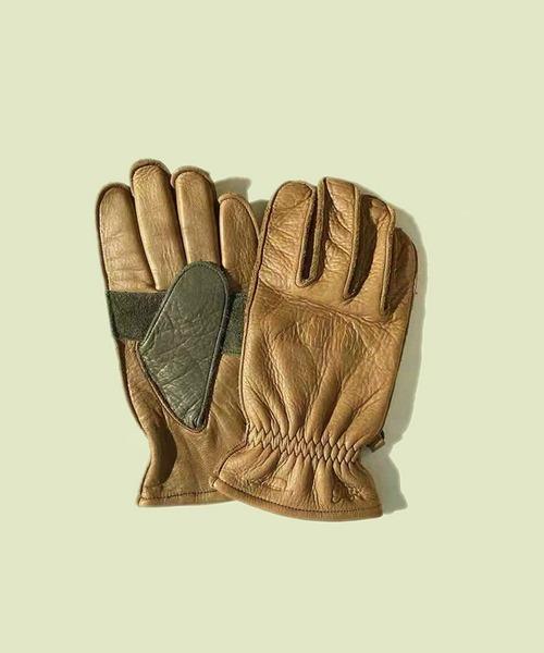 【 MOUNTAIN SMITH / マウンテンスミス 】 G-1 GLOVE GRIP SWANY グリップスワニー グローブ 手袋