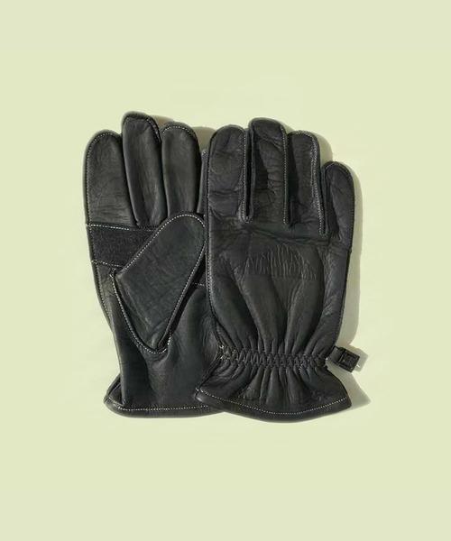 ∴GO OUT 2021年1月号 60ページ掲載#【 MOUNTAIN SMITH / マウンテンスミス 】 G-1 GLOVE GRIP SWANY グリップスワニー グローブ 手袋