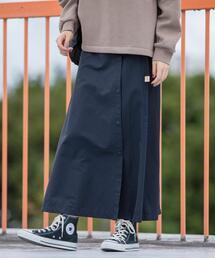 撥水KELTY(ケルティ)/フレアロングラップスカート#