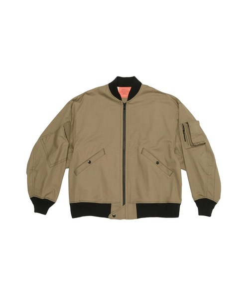 SPRING2021 FLIGHT JACKET