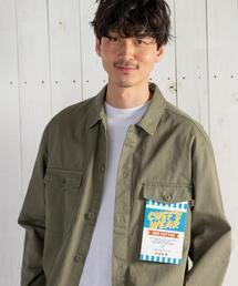 """【WEB限定カラー】USAコットンシェフシャツ""""CHEF SHIRTS""""(セットアップ対応)#"""