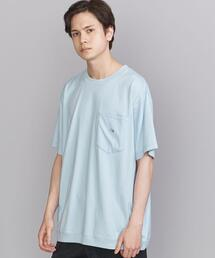 <THE NORTH FACE PURPLE LABEL>  H/S POCKET TEE/Tシャツ