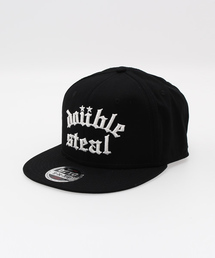 DOUBLE STEAL(ダブルスティール)のGothic logo BB CAP(キャップ)