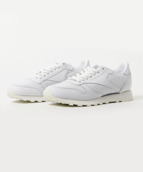 Reebok(リーボック)の「【Reebok】リーボック CLASSIC LEATHER OWN(スニーカー)」|ホワイト
