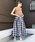 PICCIN(ピッチン)の「ダブルガーゼギンガムスカート(スカート)」|詳細画像