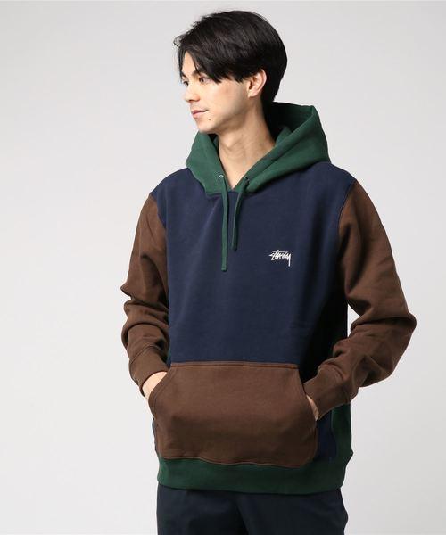 雑誌で紹介された Color Blocked Hood(パーカー)|STUSSY(ステューシー)のファッション通販, Gents club:d159614e --- kredo24.ru