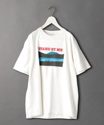 <6(ROKU)>STAND BY ME SHORT SLEEVE COLOR T-SHIRT/Tシャツ Ψ