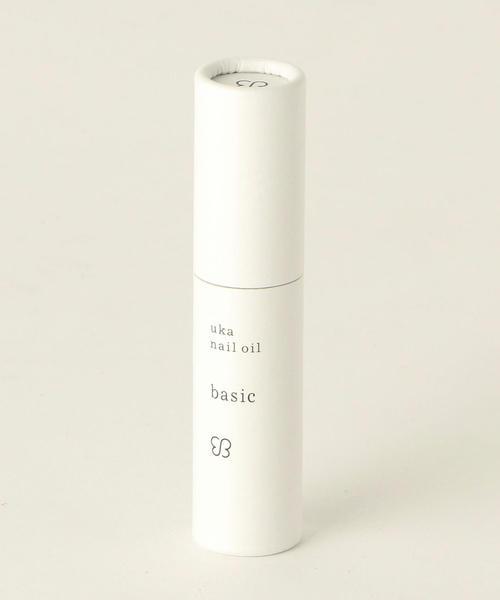 <uka> nail oil basic(ベーシック)