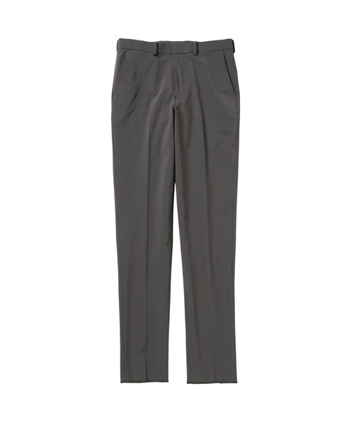 FALL2020 SLIM TAPERED SLACKS