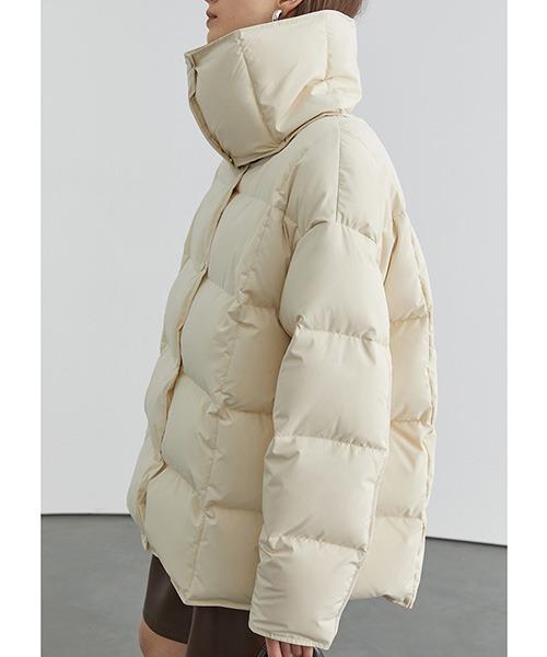 【Fano Studios】【2021AW】Stand collar dawn jacket FD20Y016