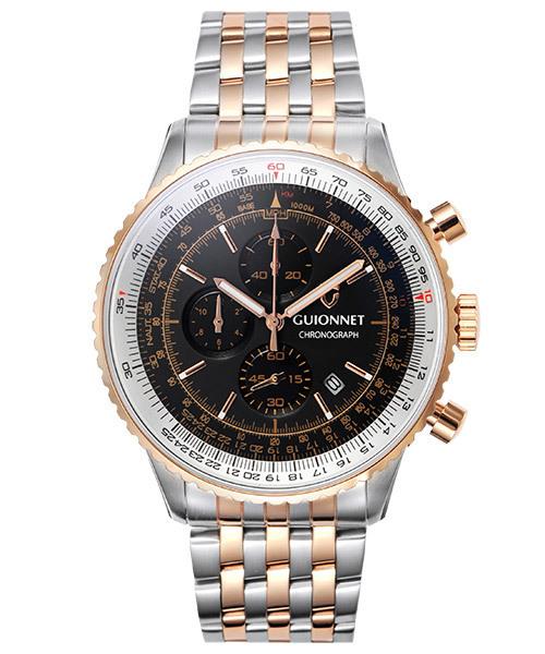 【最安値挑戦】 【セール】GUIONNET ギオネ Flight ギオネ Timer Professional Timer フライトタイマー プロフェッショナル 腕時計 クロノグラフ 腕時計 時計 メンズ(腕時計)|GUIONNET(ギオネ)のファッション通販, 剪定鋸のSAMURAIサムライ:2d9e8f47 --- ulasuga-guggen.de