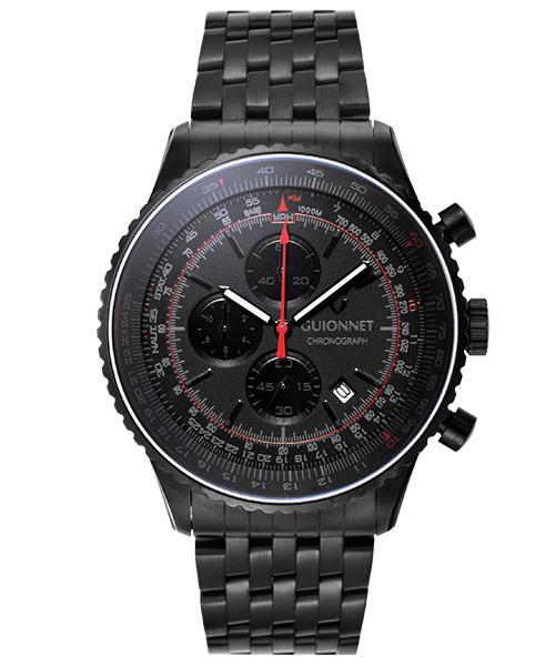 逆輸入 【セール ギオネ】GUIONNET ギオネ Flight Timer Professional Professional 時計 フライトタイマー プロフェッショナル クロノグラフ 腕時計 時計 メンズ(腕時計)|GUIONNET(ギオネ)のファッション通販, 松華堂通販SHOP:f3a76e05 --- ulasuga-guggen.de