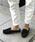 Minnetonka(ミネトンカ)の「MINNETONKA(ミネトンカ) / スエード スリッパモカシン KILTY BOAT MULE(モカシン/デッキシューズ)」|詳細画像