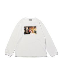 <BROW> HUGH HEFNER LS TEE/Tシャツ