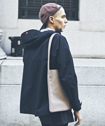 THE CASE(ザケース)の【THE CASE】COW LEATHER ONE SHOULDER TOTEBAG/牛革 レザー ワンショルダー トートバッグ(ショルダーバッグ)