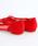 merlot plus(メルロープリュス)の「ドットチュールスカラップパンプス076-1001(パンプス)」|詳細画像