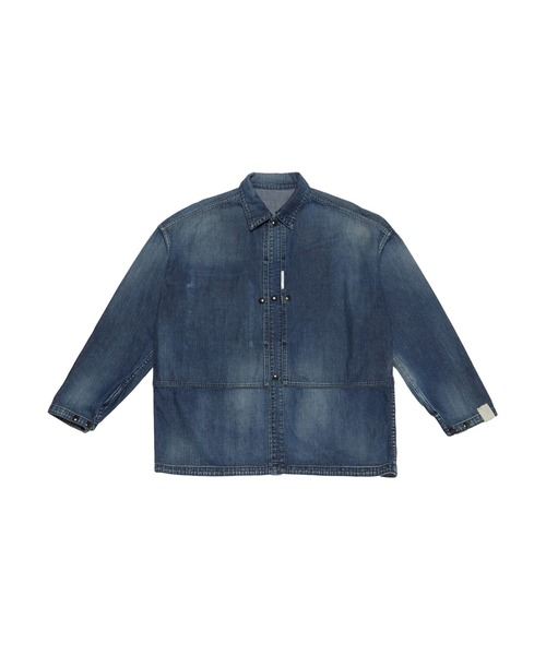 SPRING2021 DENIM HUNTER JACKET