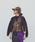 MODE ROBE(モードローブ)の「【cozueコラボ】デニムキャップ ゴブランキャップ 帽子(キャップ)」|詳細画像