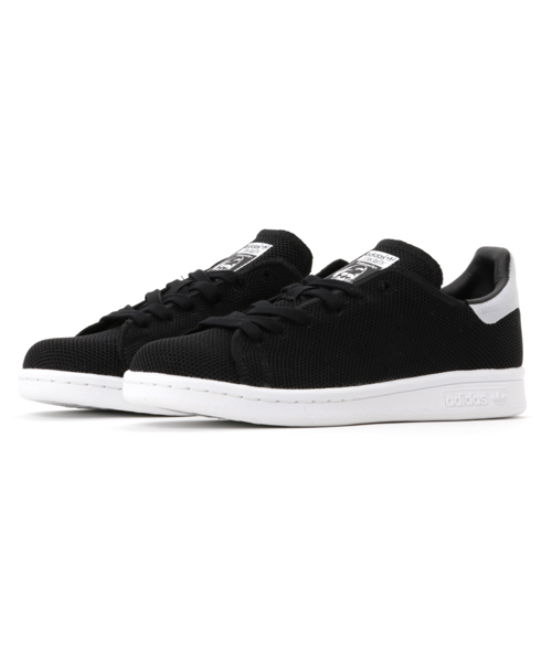 adidas Originals STAN SMITH (CORE BLACK/CORE BLACK/RUNNING WHITE)