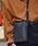 Lui's(ルイス)の「スプリットレザースクエアショルダーバッグ(ショルダーバッグ)」|詳細画像