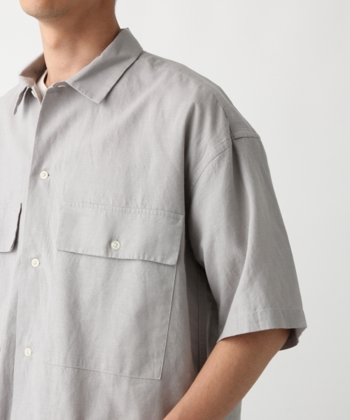 BIGポケットシャツ/796092
