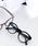WEGO(ウィゴー)の「WEGO/【WEB限定】クリアレンズアイウェア(メガネ)」|その他16