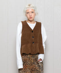 <LEMAIRE>KNIT VEST/ベスト