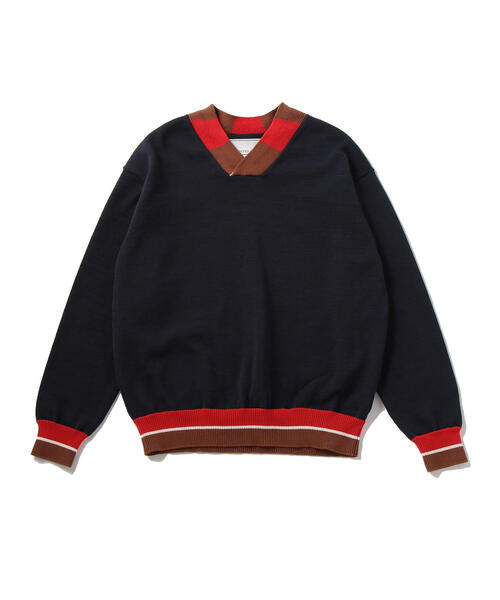 UNITED ARROWS & SONS(ユナイテッドアローズ&サンズ)CRICKET SWEATER