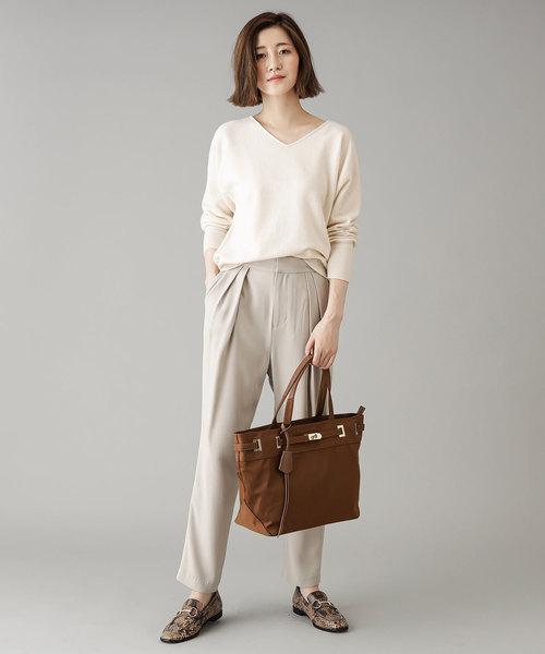 新着 【セール】インタックテーパードパンツ(パンツ)|RIVE DROITE(リヴドロワ)のファッション通販, タワラモトチョウ:deaade98 --- 5613dcaibao.eu.org