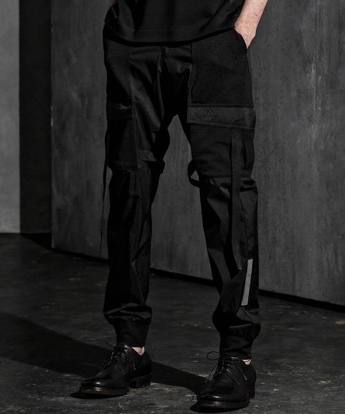 C DIEM(カルペディエム)の「ユーティリティーパンツ(その他パンツ)」|ブラック