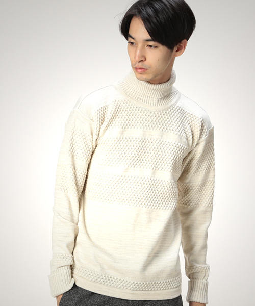 Brand:ROSE BUD COUPLES ROSE BUD COUPLES ,(S.N.S. HERNING)175-SWT FISHERMAN SWEATER