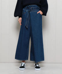 <Christian Wijnants>DENIM WRAP PANTS/パンツ.