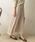 URBAN RESEARCH(アーバンリサーチ)の「プリーツギャザーリバースカート(スカート)」|詳細画像
