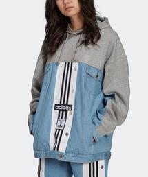 adidas(アディダス)のデニムジャケット / アディダスオリジナルス(パーカー)