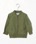 GLOBAL WORK | 【キッズ】MA-1/708546(Bomber jacket)