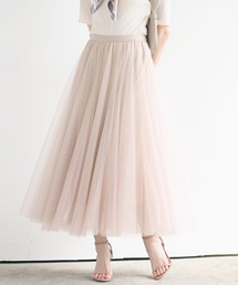 rps(アールピーエス)のスーパーフレアーチュールスカート(スカート)