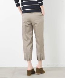 LUCA/LADY LUCK LUCA(ルカ/レディラックルカ)のLC/LLL 裾プリーツパンツ(パンツ)