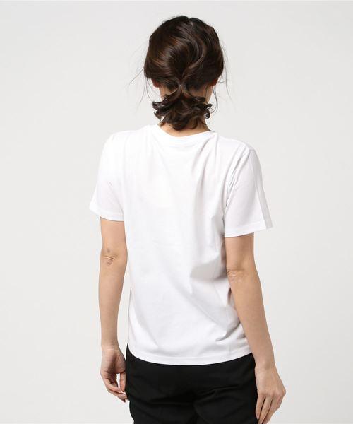 【ottilie/オティーリエ】ちびHELLO Tシャツ