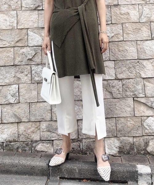 新品同様 【セール】OTONA LITTELE LITTELE FLARE FLARE PANTS(パンツ)|AMERI(アメリ)のファッション通販, 湯前町:66d5b488 --- ulasuga-guggen.de